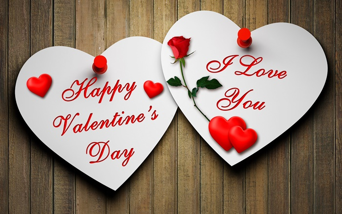 Happy Valentines Day, I Love You Wallpapers Pictures Photos Images