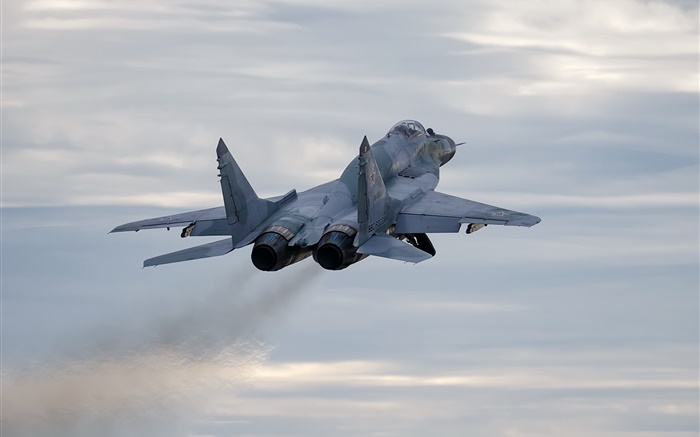 MiG-29SMT fighter flight Wallpapers Pictures Photos Images