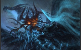 Warcraft games, blizzard, Heroes of the Storm HD wallpaper