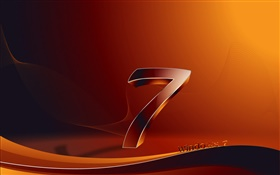 Windows 7 3D style HD wallpaper