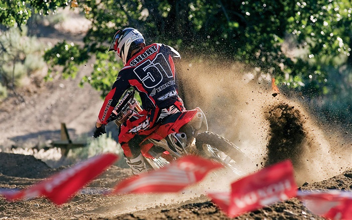 Honda motorcycle, race, drift Wallpapers Pictures Photos Images