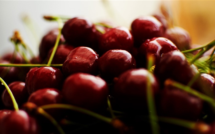 Cherry photography, fruit Wallpapers Pictures Photos Images
