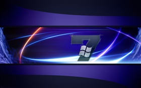 Windows 7 creative design background HD wallpaper