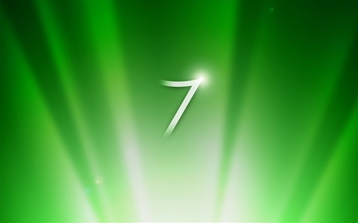 Windows 7 green stripes background Wallpapers Pictures Photos Images