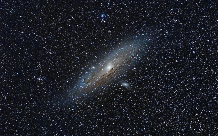 Andromeda Galaxy, space Wallpapers Pictures Photos Images