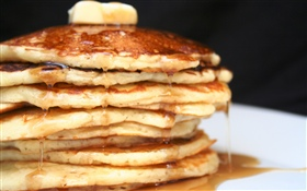 Pancakes, food HD wallpaper