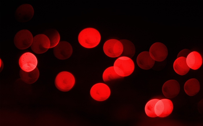 Red light circles, black background Wallpapers Pictures Photos Images