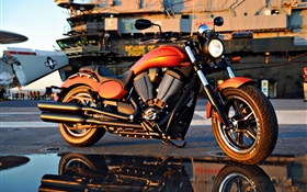 Victory motorcycle HD wallpaper